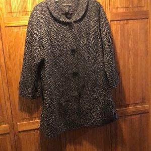 Lane Bryant 18/20 Winter dress jacket